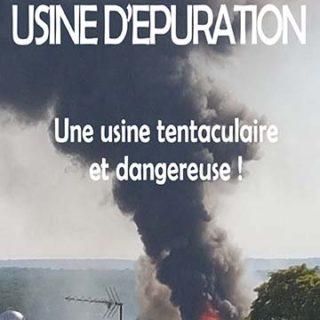 Incendie du SIAAP 2019